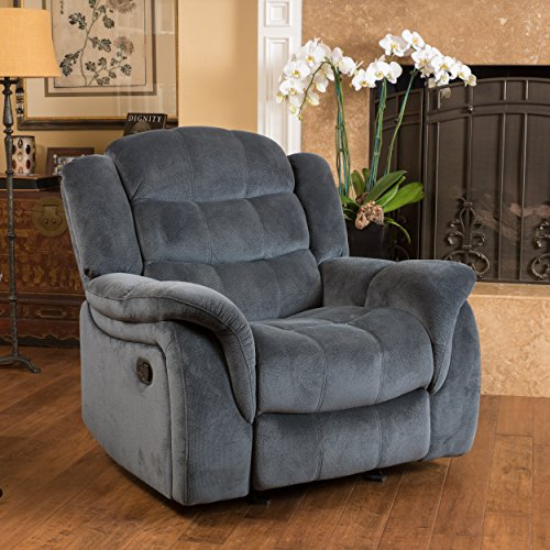 Merit Contemporary Glider Recliner