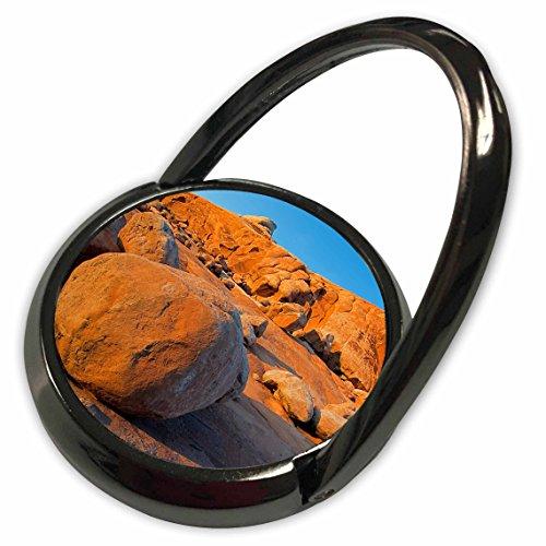 Sandstone Boulder - 3dRose Danita Delimont - Charles Gurche - Rocks - USA, Utah, Moab, sandstone, boulder - Phone Ring (phr_189874_1)