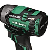 Metabo HPT 18V Cordless Impact Wrench, 225'-LBS of
