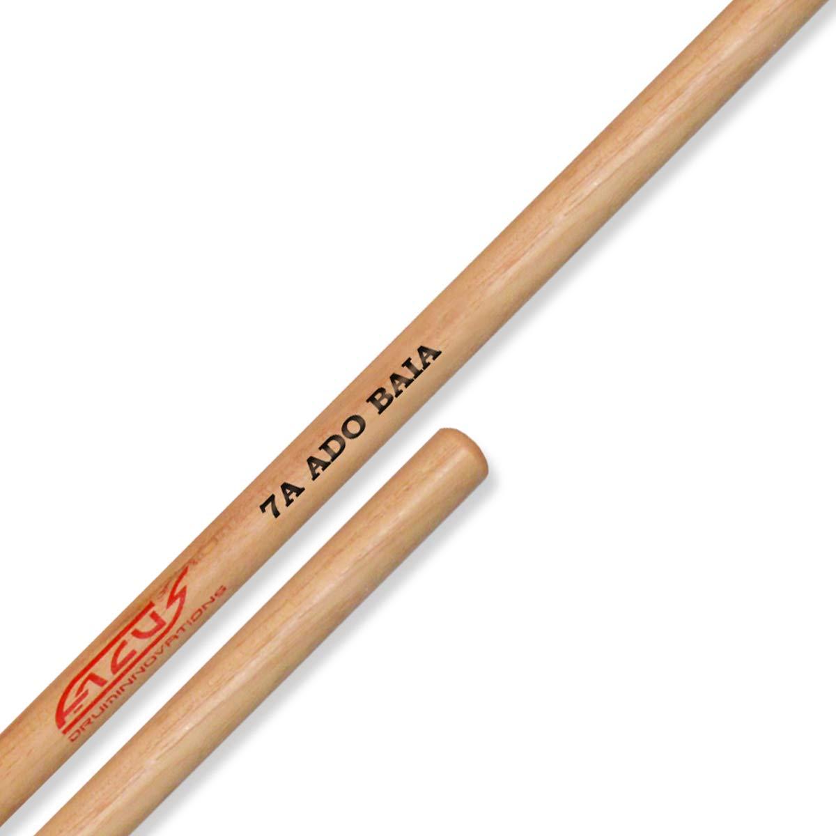 adobaya Hickory 7A wand by FACUS