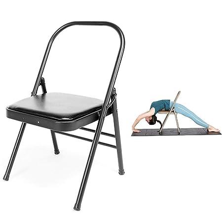 HMJY Soporte para la Cabeza de la Silla de Yoga, Silla ...