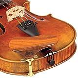 SAS Rosewood Chinrest for 3/4-4/4 Violin or Viola