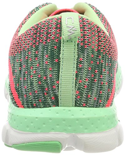 Scarpe Da Ginnastica Cmp Donna Farfalla Verde (verde Abete Verde)