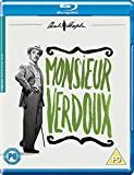 Monsieur Verdoux - Charlie Chaplin Blu-ray