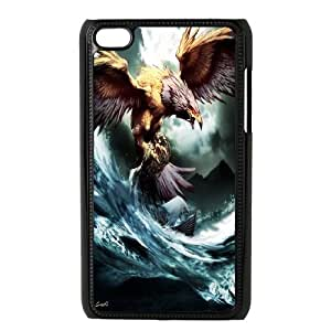 JamesBagg Phone case Eagle pattern art FOR IPod Touch 4th FHYY409000