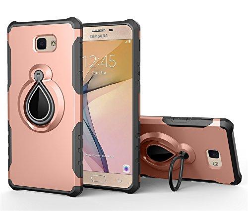 Samsung Galaxy J5 Prime Case, BasicStock Creative Design Rose Gold Durable Protective Case Back Case with Cover Edge Protection Cover for Samsung Galaxy J5 Prime ()