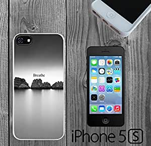 Breathe Hipster Vintage Custom made Case/Cover/skin FOR iPhone 5/5s