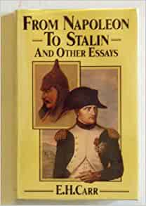 napoleon like stalin essay Describe how napoleon became dictator of animal the other animals may have thought it natural for any other pig to be like him stalin and napoleon essay.