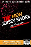 The New Jersey Shore Dictionary