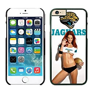 NFL Jacksonville Jaguars iPhone 6 Cases 21 Black 4.7 Inches NFLIphone6Cases12839