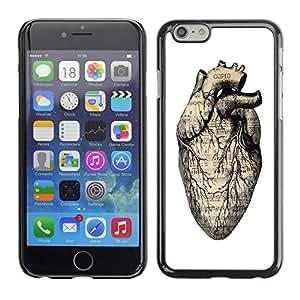 Dragon Case - FOR iPhone 6 - Forget the time - Caja protectora de pl??stico duro de la cubierta Dise?¡Ào Slim Fit
