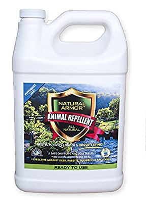 Natural Armor — All-Natural Animal Repellent — Garden Safe, Ready To Use