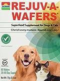 Sun Chlorella Rejuv-a-wafers 60 Wafers (2 Pack)