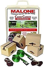Malone Standard Canoe Foam Block Kit in Mesh Bag