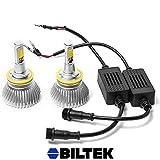 Biltek� LED Fog / Driving Light Conversion Bulbs for 2005-2012 Nissan Pathfinder (H11 Bulbs)