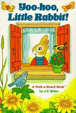 yoo-hoo-little-rabbit-peek-a-board-bookstm-by-jp-miller-1986-08-12