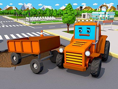 - Orange Tractor