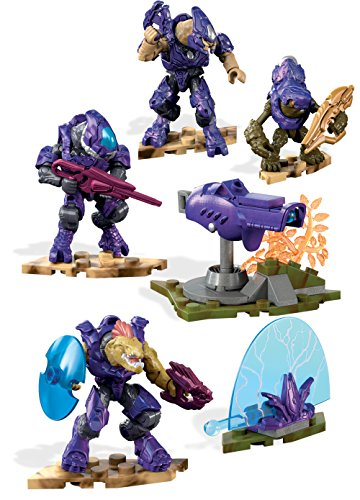 Mega Construx Halo Covenant Fireteam Building Set -