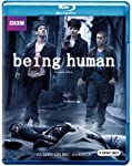 Cover Image for 'Being Human: Season Five (Blu-ray)'