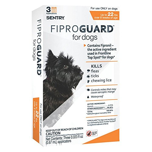 Sentry-FiproGuard-Topical-Flea-and-Tick-for-Dogs