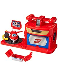 Super Wings - Jett's Runway Playset BOBEBE Online Baby Store From New York to Miami and Los Angeles