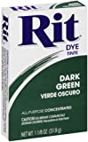 Rit All-Purpose Powder Dye, Dark Green
