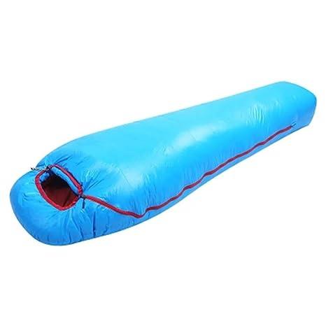 GAOJUAN Saco De Dormir Saco De Dormir Ultraligero Al Aire Libre -25 ° C Saco