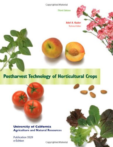Postharvest Technology of Horticultural Crops, 3rd Ed