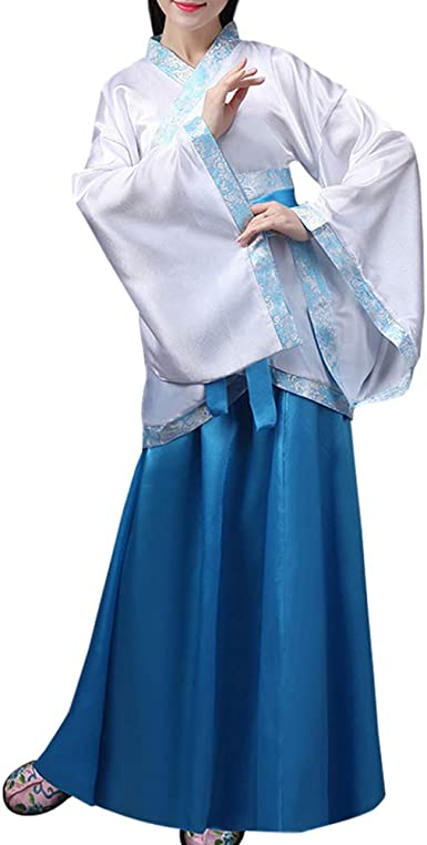 Gtagain Ropa Mujer Traje Tang - Hanfu Vestido Chino Antiguo Traje ...