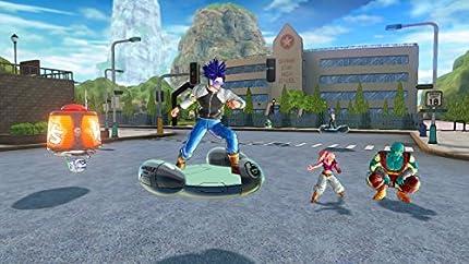 Amazon.com: Dragon Ball Xenoverse 2 - PlayStation 4 Standard ...