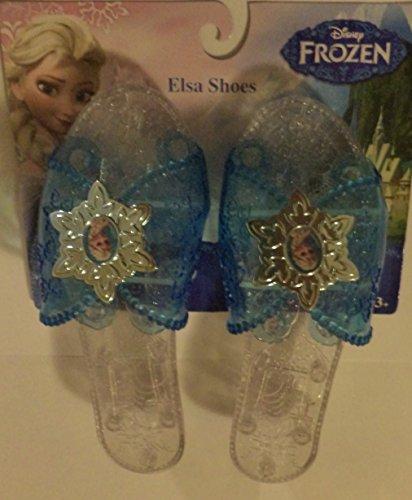 Frozen 94516-COM Frozen Elsa Shoes Costume -