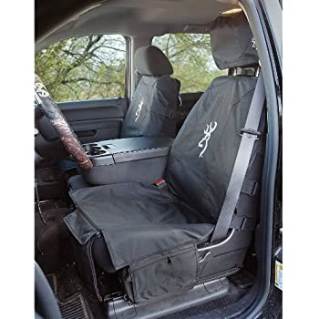 Browning Buckmark Tactical Low Back Bucket Seat Cover Car Truck And SUV