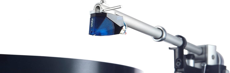 Amazon.com: Perpetuum Ebner PE Tocadiscos 2525 con ORTOFON 2 ...