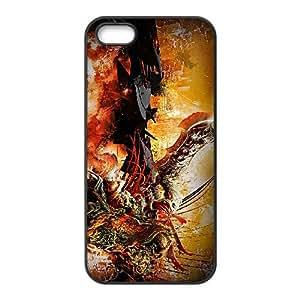 Darksiders iPhone 5 5s Cell Phone Case Blackten-115845