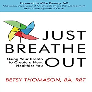 Just Breathe Out Audiobook