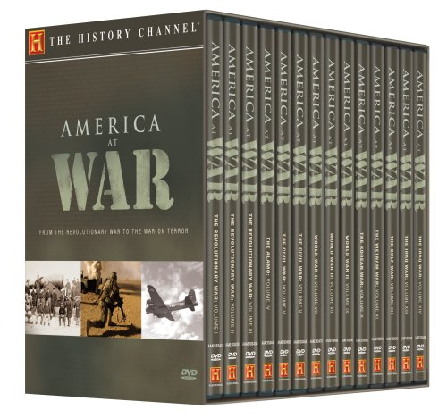 America at War Megaset (History Channel) by A&E