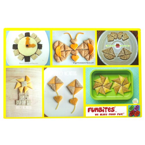 FunBites Minions Food Cutter-Yellow