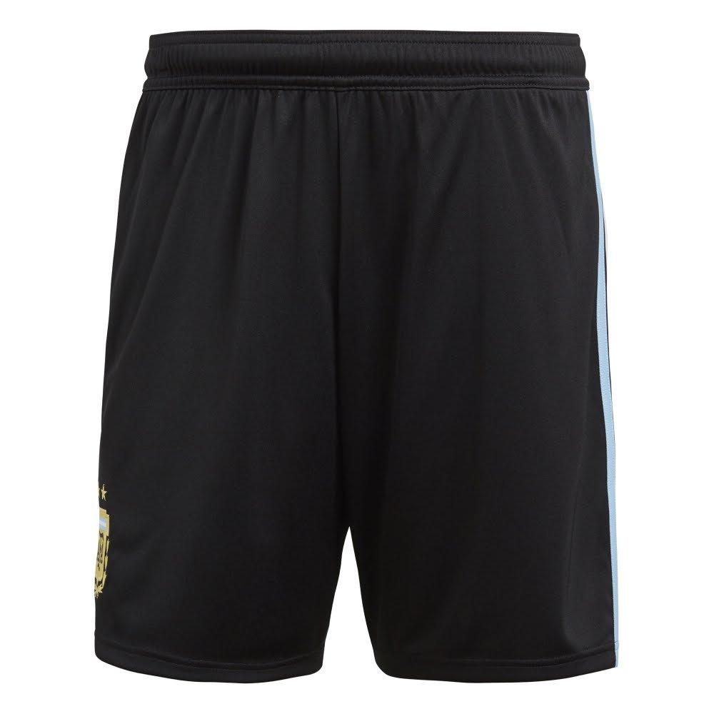 adidas 2018-2019 Argentina Home Football Shorts (Black) by adidas