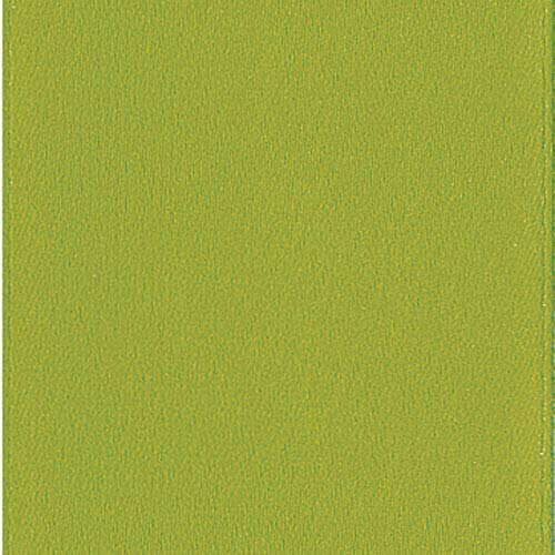 (Ribbon Art Craft Decoration 5 Yds Double FACE Jungle Green Satin Ribbon 1 1/2