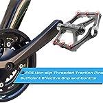 Pedali-per-Bici-Robusti-e-Durevoli-Pdali-per-Bicicletta-con-3-Cuscinetti-Sigillati-Superficie-Antiscivolo-ad-Alta-Resistenza-916-Filettatura-CR-Mo-per-Pedali-Bici-MTB-BMX-Ciclismo