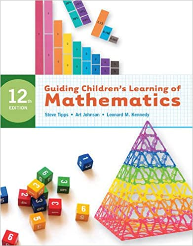 Amazon.com: Guiding Children\'s Learning of Mathematics, 12th Edition ...