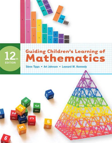 Guiding Children's Learning of Mathematics, 12th Edition