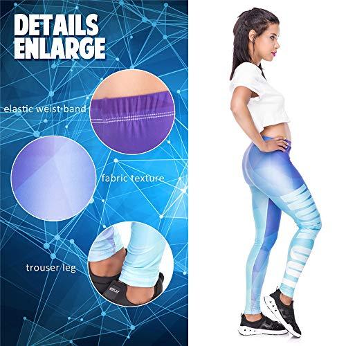 Alta Di Leggings Pantaloni Lybtrouser Donna Yoga Qualit Da nqxPnAWY
