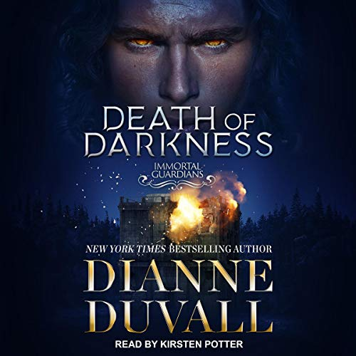 Death of Darkness: Immortal Guardians Series, Book 9