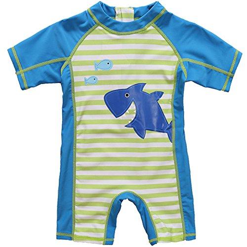 Sociala Toddler Boys Rash Guard Bathing Suits Swimsuits Swimwears Swimming Costume (Baby Swimming Costume)