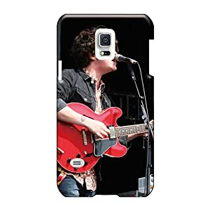 Case88zeng Samsung Galaxy S5 Mini Durable Hard Phone Covers Customized Fashion Mcfly Band Image [XJi2221ktHc]