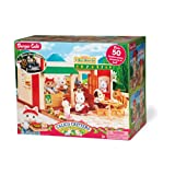 Calico Critters Burger Cafe Playset