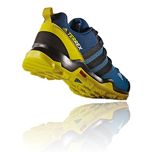 adidas Unisex-Kinder Terrex Ax 2r Cp K Wanderschuhe Blau (Azubas/negbas/limuni)