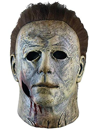 Trick Or Treat Studios Halloween 2018 Michael Myers Bloody Variant Mask Officially Licensed -