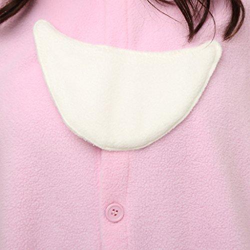 Stitch Rose Longues Combinaison Femme Manches Blouson Albrose CSXwqx